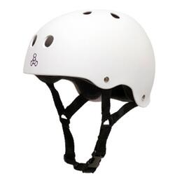 Triple Eight Rubber Skate Helmet