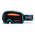 Smith Youth Daredevil Snow Goggles With RC36 Lens Cyan