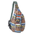 Kavu Women's Rope Sling Backpack Outdoors