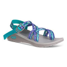 Chaco Women's Z/Cloud X2 Casual Sandals Kentia Green