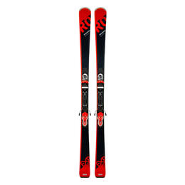 Rossignol Men's Experience 75 All Mountain Skis with Xpress Bindings '18