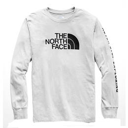 The North Face Men's Well-loved Half Dome Long Sleeve T-shirt