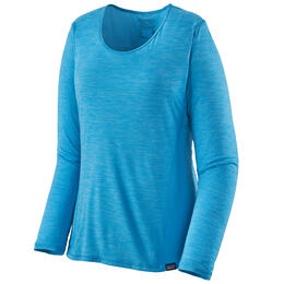 Patagonia Women's Capilene® Cool Lightweight Long Sleeve Shirt