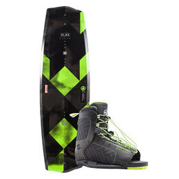 Hyperlite Men's State 2.0 Wakeboard W/ Remix Bindings '18
