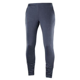 Salomon Women's Discovery Cozy Pants, Graphite
