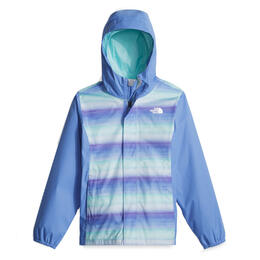 The North Face Girl's Resolve Reflective Rain Jacket