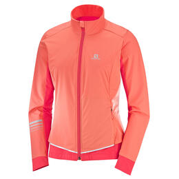 Salomon Women's Lightning Lightshell Ski Jacket, Dubarry