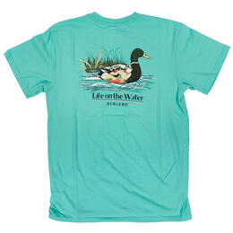 Burlebo Men's Life On The Water T Shirt