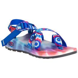 81ff93d9bedd Chaco Women s Z 2 Classic RWB Tie Dye Sandals