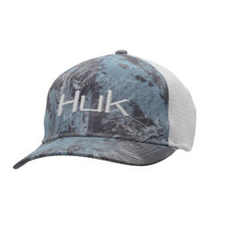 Huk Men's Camo Trucker Hat
