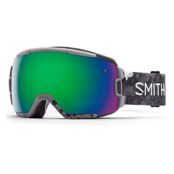 Smith Vice Snow Goggles With Green Sol X Lenses