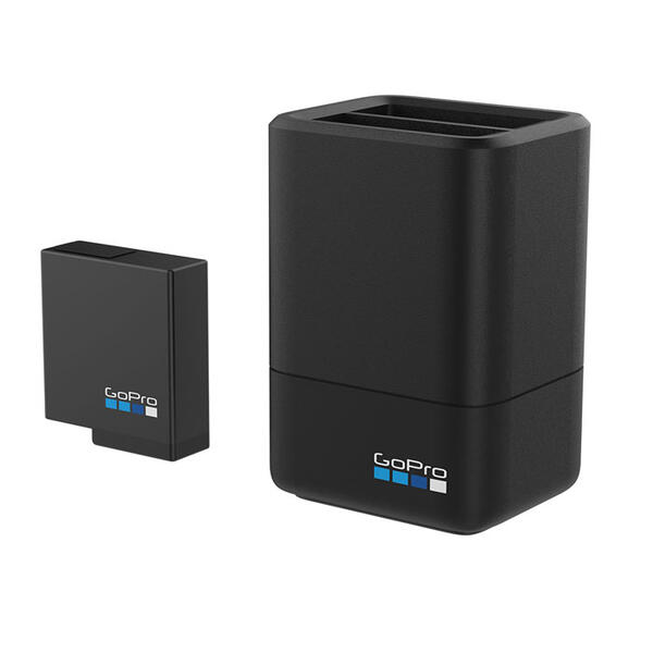GoPro Dual Battery Charger + Battery (HERO5
