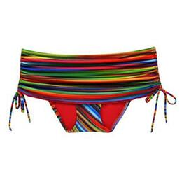 Becca Women's South Of The Border Skirted Bikini Bottoms
