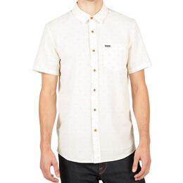 Volcom Men's Thurston Short Sleeve Shirt
