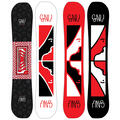 Gnu Men's Space Case Snowboard '19