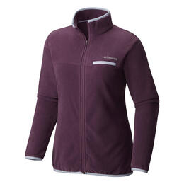 Columbia Women's Mountain Crest Fleece Full Zip Jacket