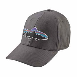 Patagonia Men's Fitz Roy Trout Stretch Fit Hat