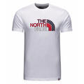 The North Face Men's Usa Triblend Short Sle