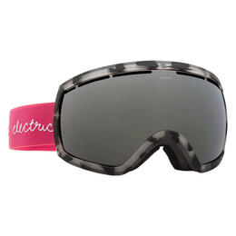 Electric Women's EG2 Snow Goggles With Brose/Silver Chrome Lens