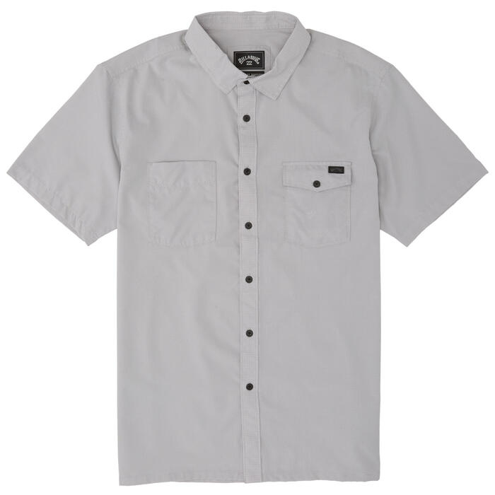 Billabong Men's Surf Trek Short Sleeve Shirt
