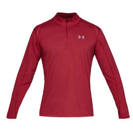 Under Armour Men's Streaker 2.0 Half Zip Long Sleeve Shirt