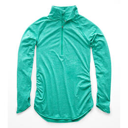 The North Face Women's Motiv Stripe 1/2 Zip Shirt