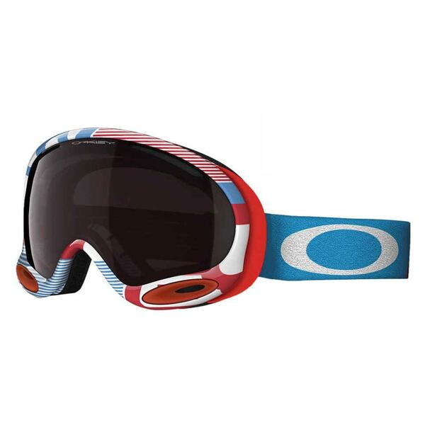 Oakley A Frame 2.0 Snow Goggles with Black Rose Lens