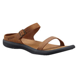 Columbia Women's Caprizee Nubuck Slide Sandals