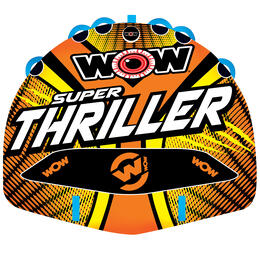 Wow Sports Super Thriller One To Three Person Towable Tube '20