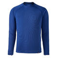 Patagonia Men's Capilene Midweight Crew Long Sleeve Blue