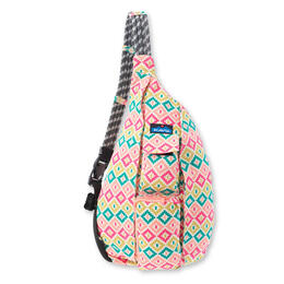 Kavu Women's Rope Bag Backpack Spring Montage