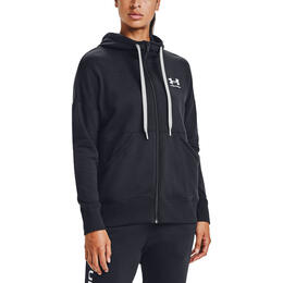 Under Armour Women's UA Rival Fleece Full Zip Hoodie