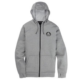 Burton Men's Oak Seasonal Full Zip Fleece Hoodie