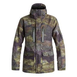 Quiksilver Men's Dark And Stormy Insulated