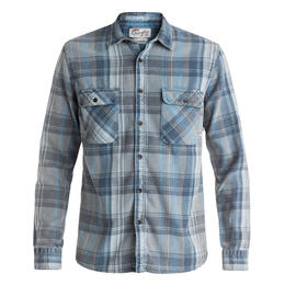 Quiksilver Men's Happy Long Sleeve Flannel