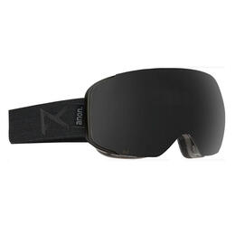 Anon Men's M2 Snow Goggles With Dark Smoke Lens