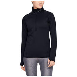 Under Armour Women's Armour Half Zip Long Sleeve Shirt