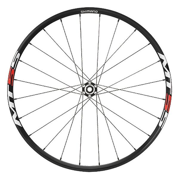 Shimano WH-MT55 29 Center Lock Disc 15mm MTB Wheelset