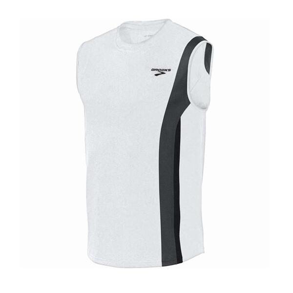 Brooks Men's Rev Sleeveless II Running Top