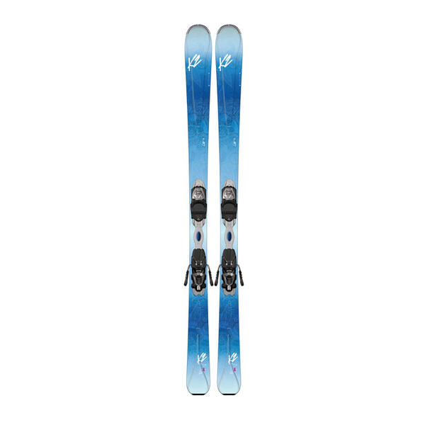 K2 Skis Women's Luv 75 All Mountain Skis Wi