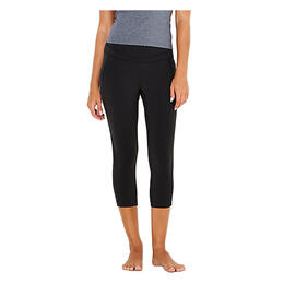 Lucy Women's Hatha Capri Leggings