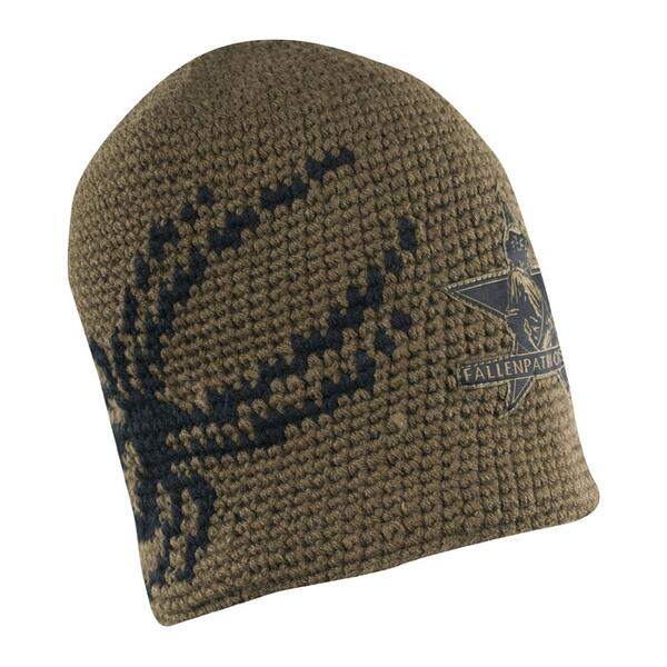 Spyder Men's Fallen Patriot Creeper Hand Knit Hat