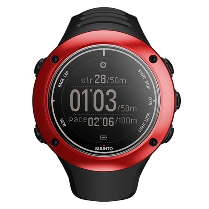 Suunto Ambit 2s GPS Outdoor Watch With Heart Rate Monitor