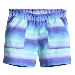 The North Face Girl's Hike Water Shorts Provence Blue