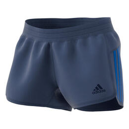 Adidas Women's D2M Training Shorts Noble Indigo