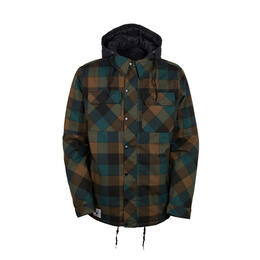 686 Men's Woodland Insulated Snowboard Jacket
