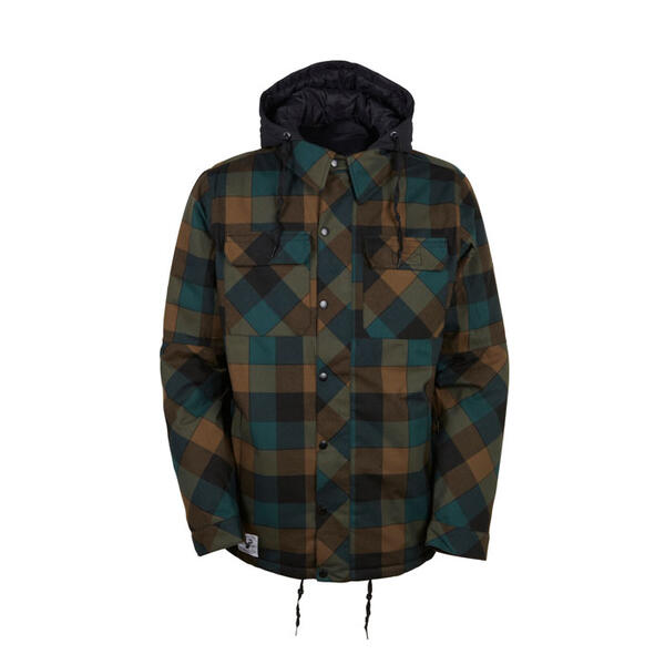 686 Men's Woodland Insulated Snowboard Jack