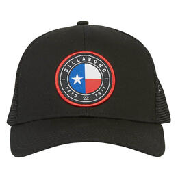 Billabong Men's Native Rotor Trucker Hat