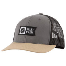Salty Crew Men's Pinnacle Retro Trucker Hat