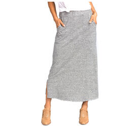 prAna Women's Wulum Hemp Maxi Skirt